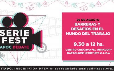 Serie Fest | APOC Debate