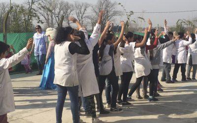APOC celebró el Día del Niño