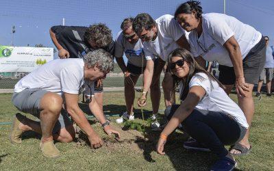 Olimpiadas sustentables | Huella de carbono