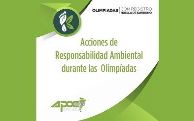 Olimpiadas sustentables