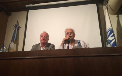Charla sobre la realidad económica argentina