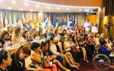 APOC en la XIV Conferencia Regional sobre la Mujer