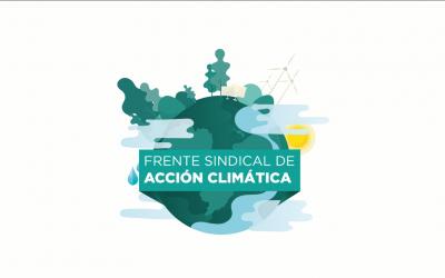 #LaHoraDeLaNaturaleza | Frente Sindical de Acción Climática