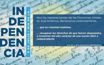 9 de julio | Día de la Independencia