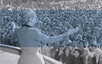 26 de julio | Homenaje a Evita