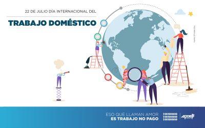 22/07 | Día Internacional del Trabajo Doméstico