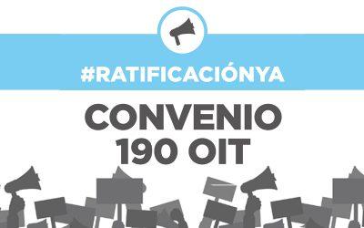 El Convenio 190 de la OIT fue aprobado