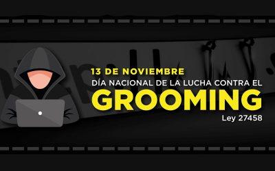13 de noviembre | Día de Lucha contra el Grooming