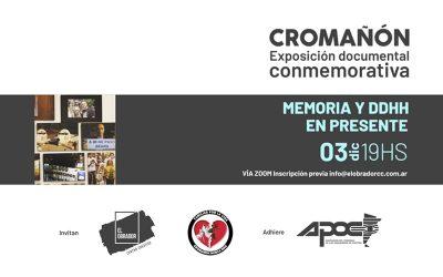 Cromañón | Exposición documental conmemorativa