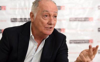 """Hugo Quintana: """"El proyecto de ley del impuesto a las ganancias es indispensable para aliviar fiscalmente a los argentinos."""""""